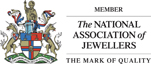 Logo for National association of Jewellers