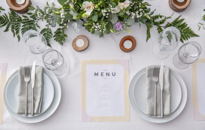 foods you shouldn't serve at a wedding