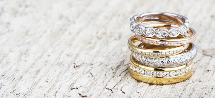 A Guide To Our Wedding Ring Profiles